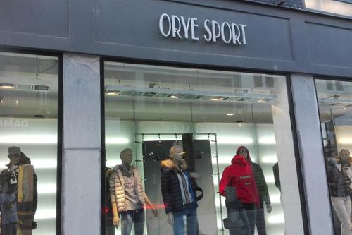 RectoVerso bij Orye Sport